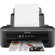 epson workforce wf-2010w inkjetprinter zwart