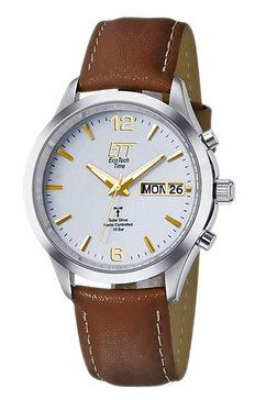 ett radiografisch horloge »egs-11248-12l« bruin