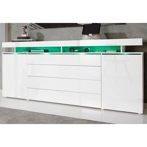 Dressoirs Sideboard met glasplateau 545862