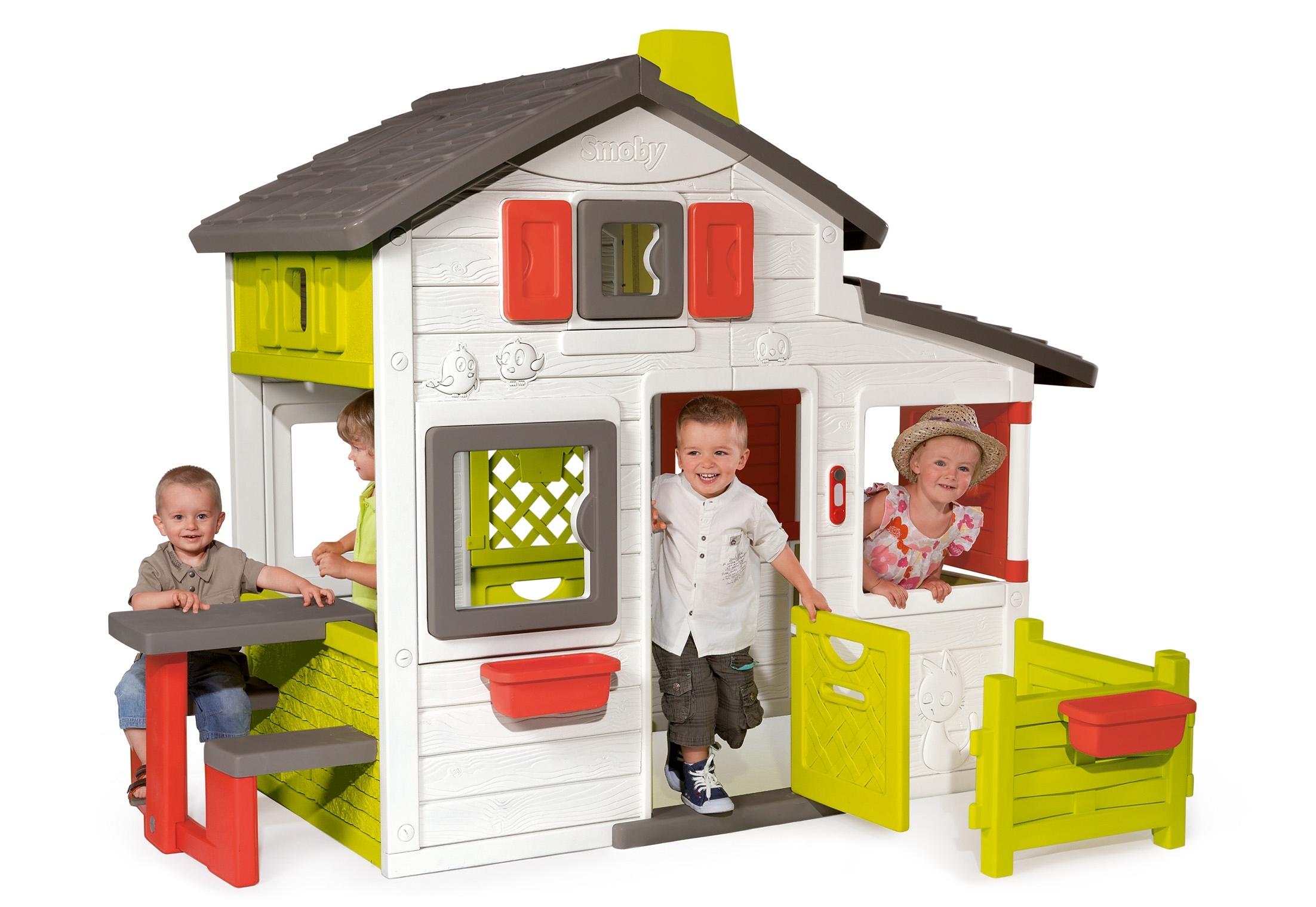 Smoby Speelhuis Friends huis in de webshop van OTTO kopen