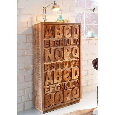 HOME AFFAIRE Kast ABC van 60 cm breed