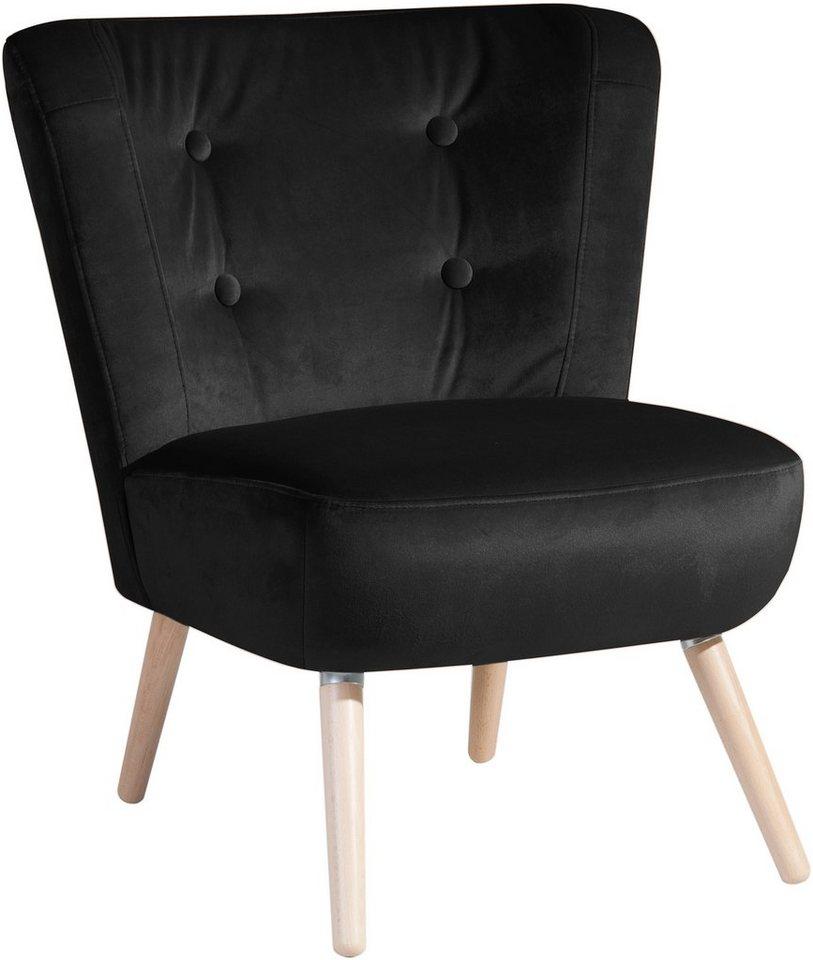 MAX WINZER® fauteuil met hoes Nikki