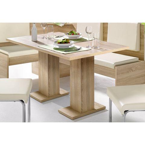 Eettafels Eettafel van hoogwaardig houtmateriaal 361657