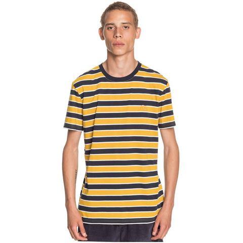 NU 20% KORTING: Quiksilver T-shirt Coreky