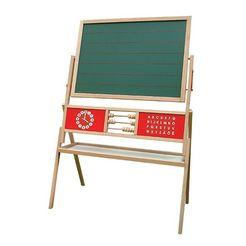 roba schoolbord van hout multicolor