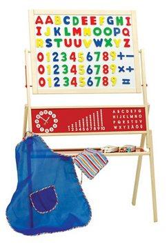 roba schoolbord met accessoires multicolor