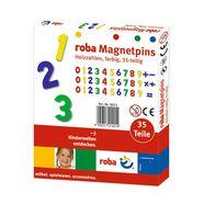 roba magneet magnetische cijfers (35 stuks) multicolor