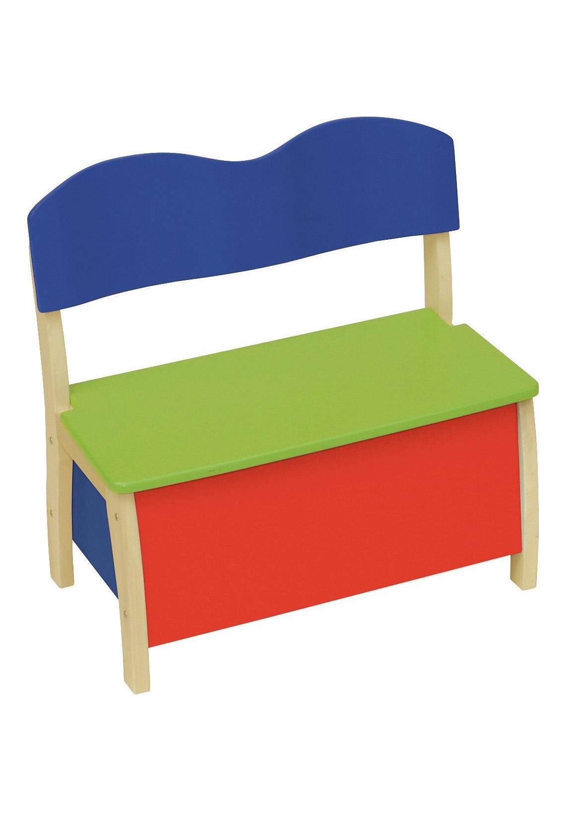 Op zoek naar een Roba kistbank Kinderbank, multicolour? Koop online bij OTTO