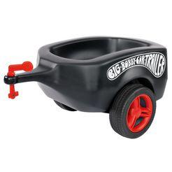 big aanhanger, »bobby-car trailer, fulda« zwart
