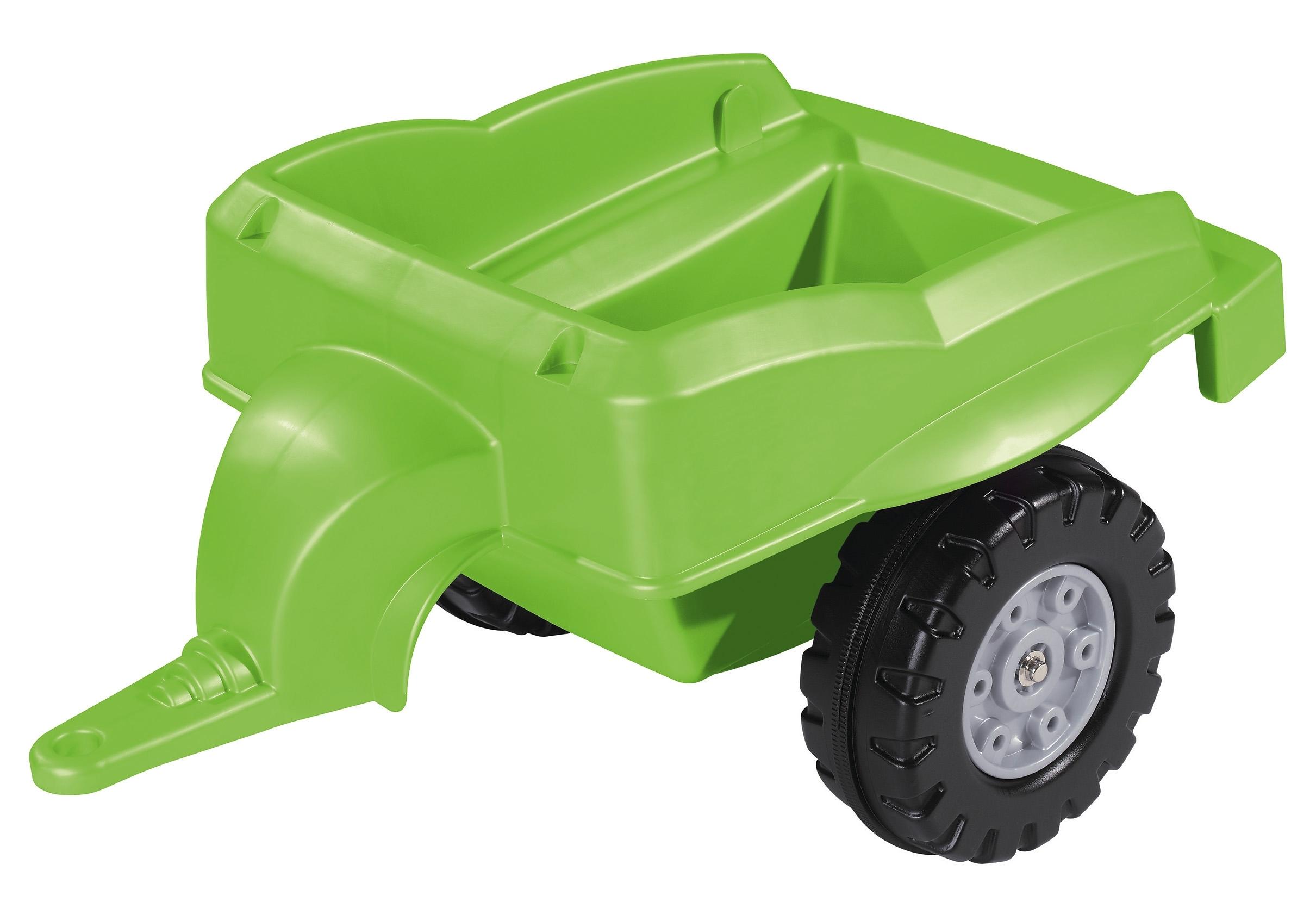 BIG aanhanger, »BIG tractor-trailer, groen« nu online bestellen