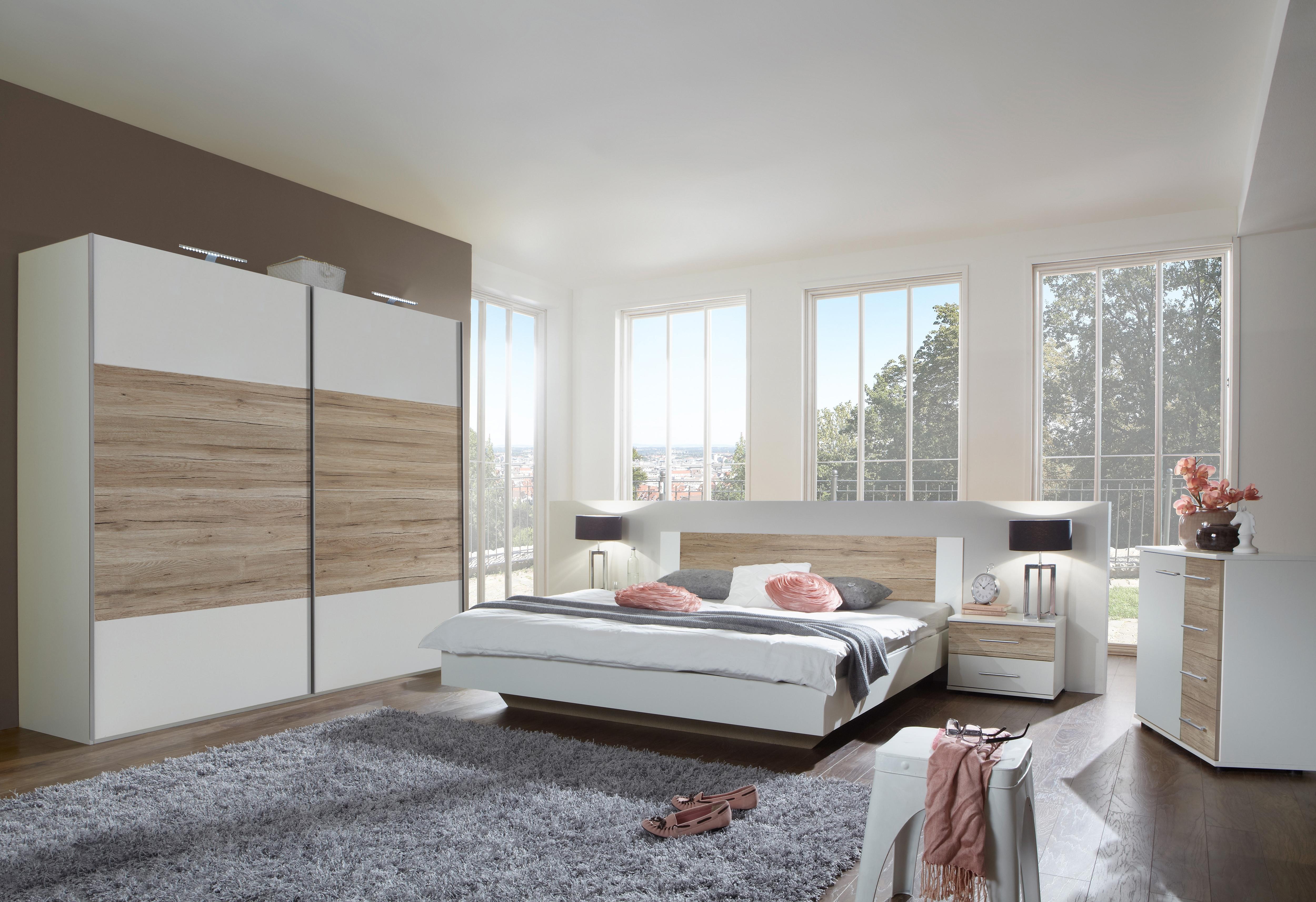 Slaapkamer Franziska In 4-delige Set Makkelijk Besteld