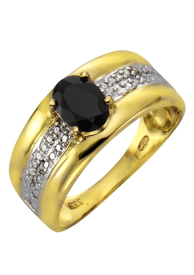 Firetti Vivance Jewels ring 'Saffier' met diamanten nu online bestellen