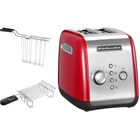 KITCHENAID Toaster in empire-rood