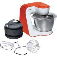 bosch keukenmachine startline mum54i00 3,9 liter, 900 watt oranje