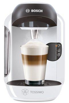 Bosch Tassimo Multi-dranken-automaat VIVY TAS1254, wit, 0,7 liter