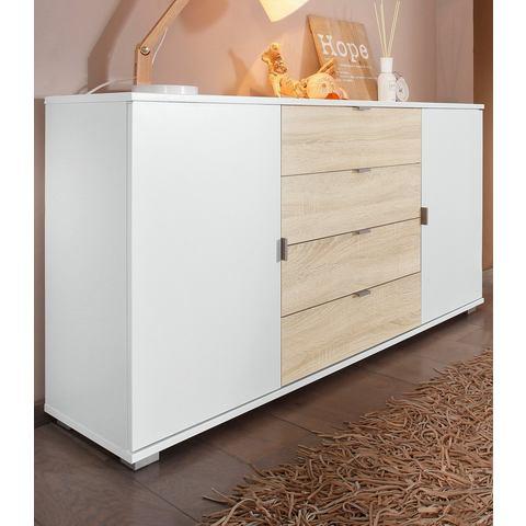 Dressoirs Sideboard met een breedte van 123 cm 278516