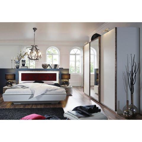 RAUCH Bed in antiekstijl made in Germany rood Inosign 687786