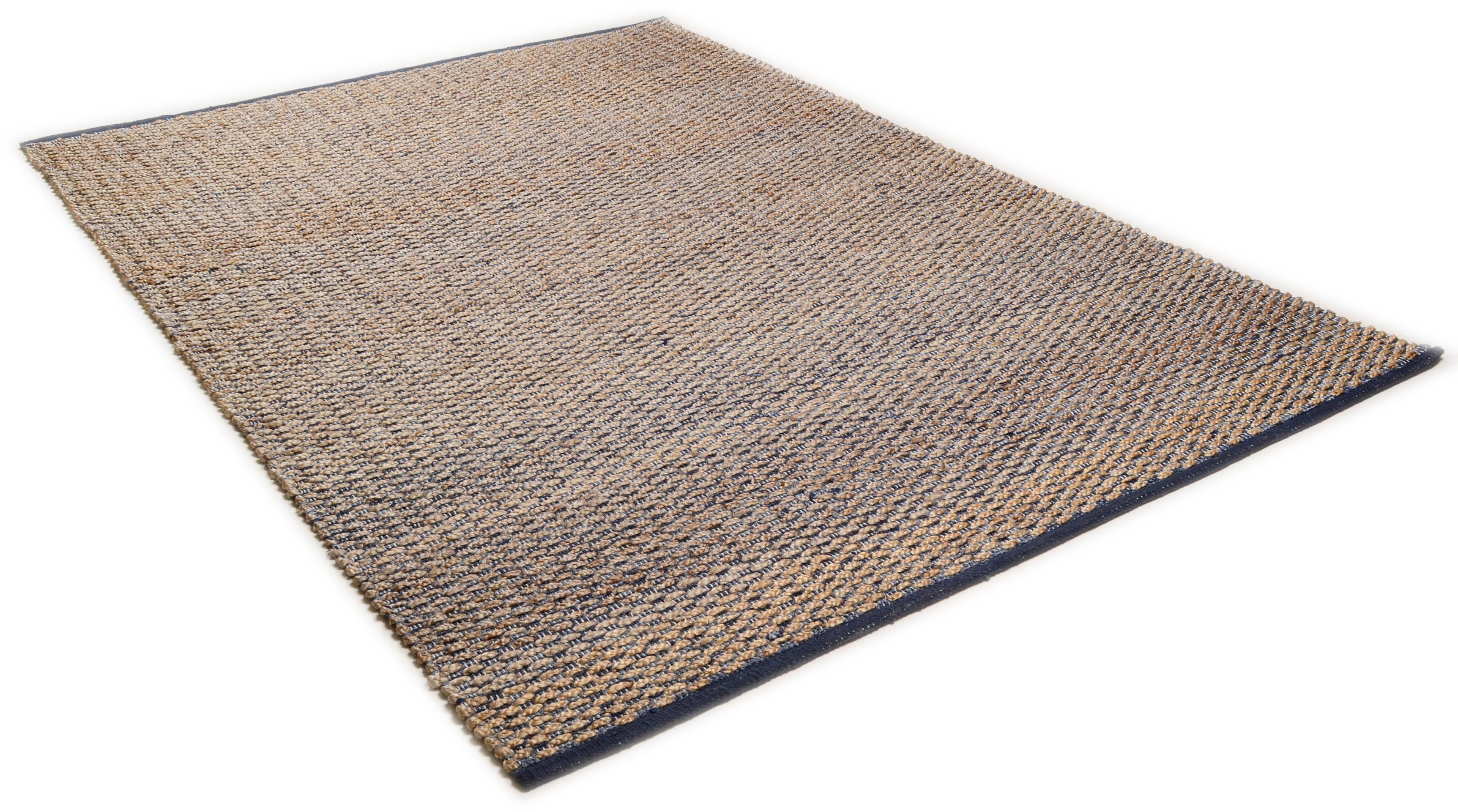 vloerkleed tom tailor braid met de hand gemaakt denim jute online verkrijgbaar otto. Black Bedroom Furniture Sets. Home Design Ideas