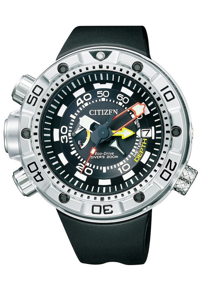 CITIZEN horloge 'BN2021-03E'