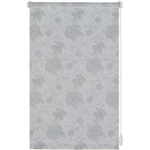 Rolgordijn Easyfix decor Zilverkleurig 45 x 150 cm, Gardinia