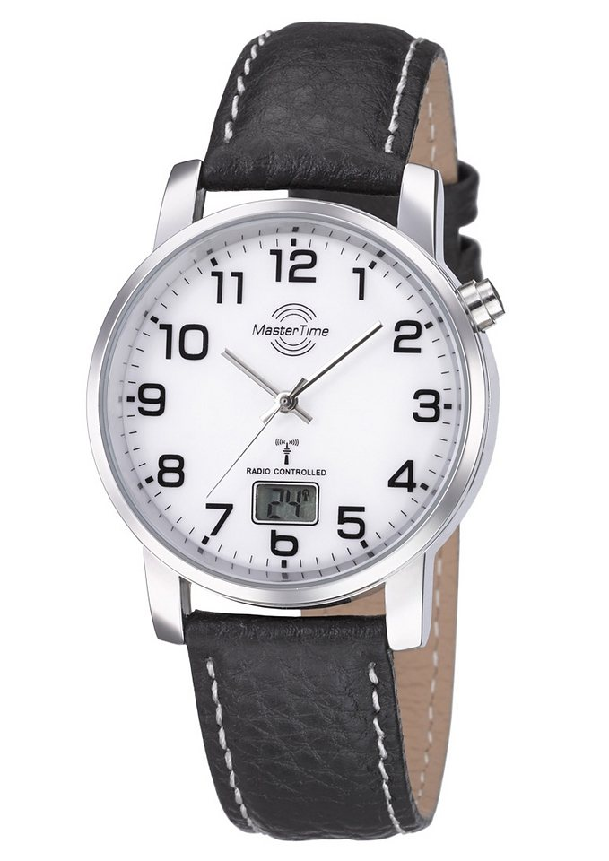 MASTER TIME radiografisch horloge »MTGA-10294-12L«