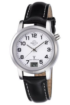 master time radiografisch horloge »mtla-10295-12l« zwart