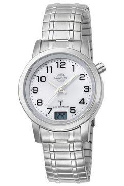 master time radiografisch horloge »mtla-10307-12m« zilver