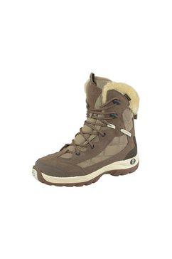 jack wolfskin laarzen icy park texapore women bruin
