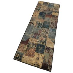 oriental weavers loper idfu blauw
