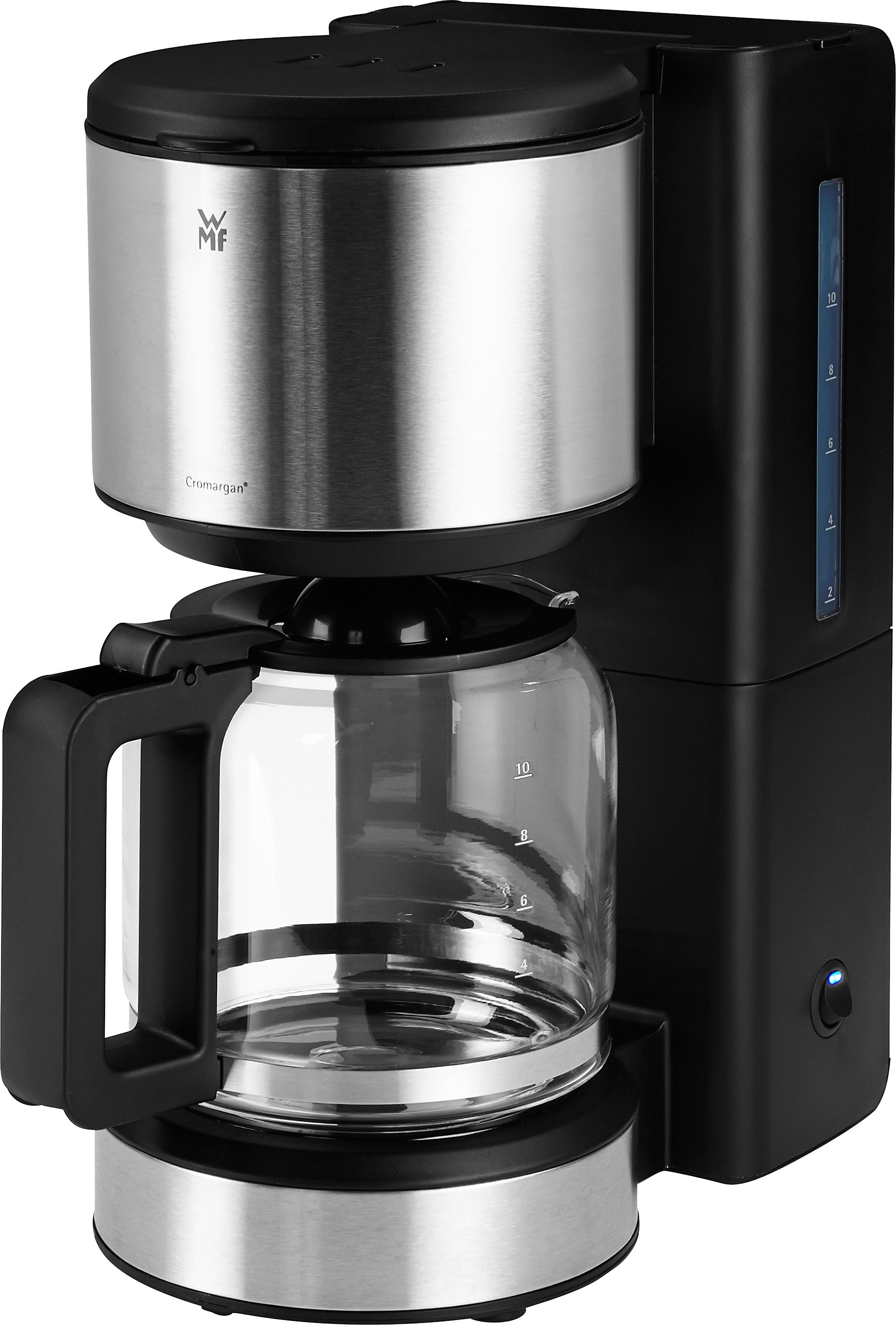 WMF Filterkoffieapparaat Stelio Aroma, 1,25 l, met glazen kan voordelig en veilig online kopen