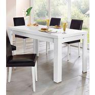 tafel uittrekbaar wit