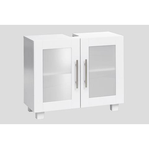 Wastafelonderkast witte badkamer onderkast 240