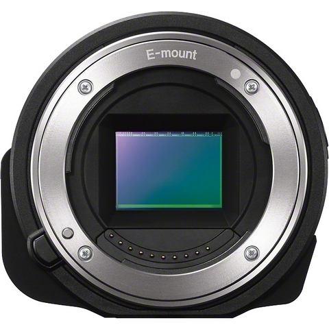 SONY Systeemcamera ILCE-QX1B