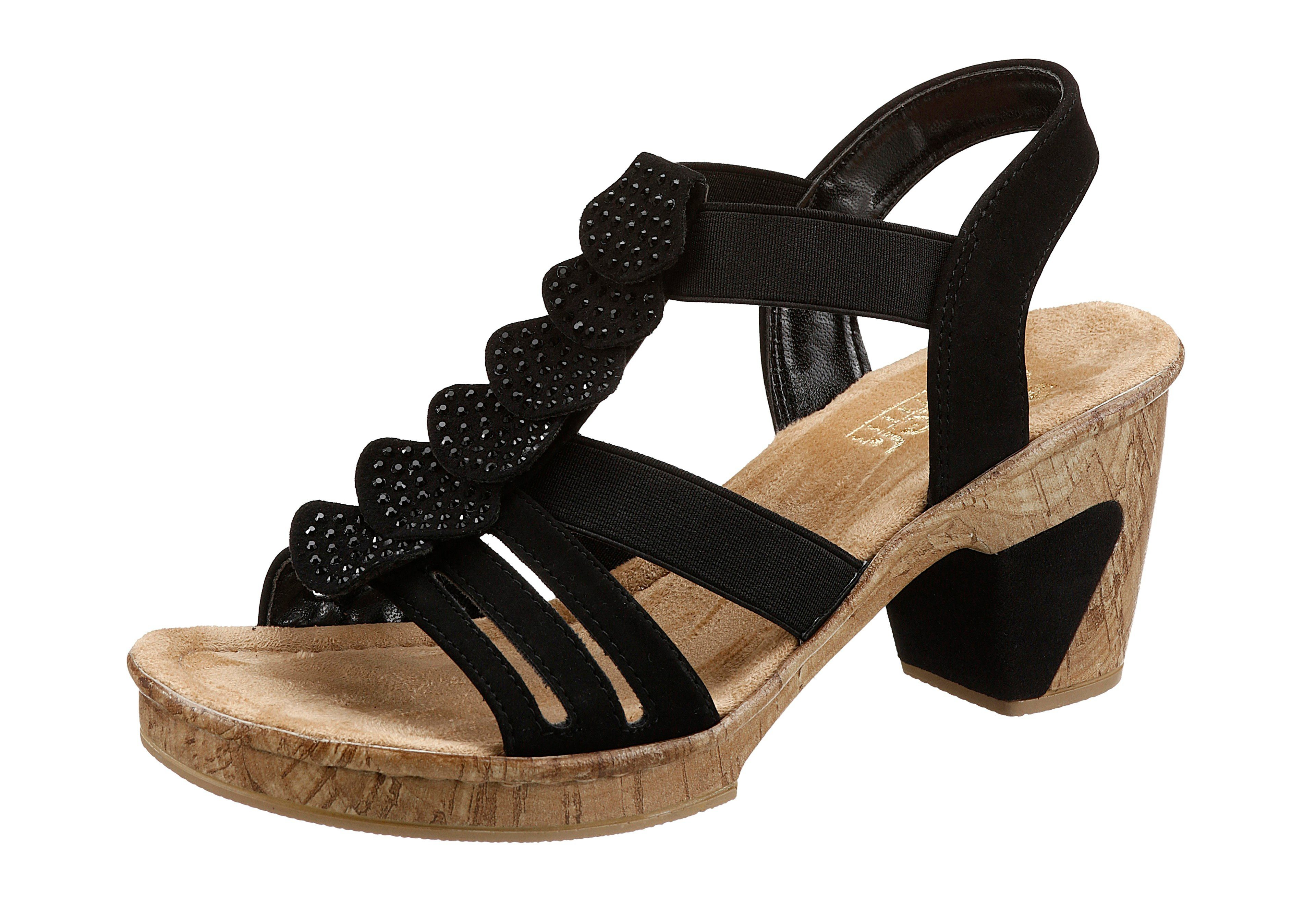 Sandales Rieker Avec Doublure En Plastique iW3rAZO