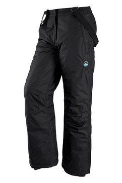 polarino ski-broek zwart