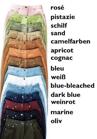 Jeans in aansluitend five-pocketsmodel in de webshop van OTTO kopen