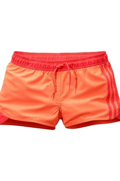 adidas performance zwemshort oranje
