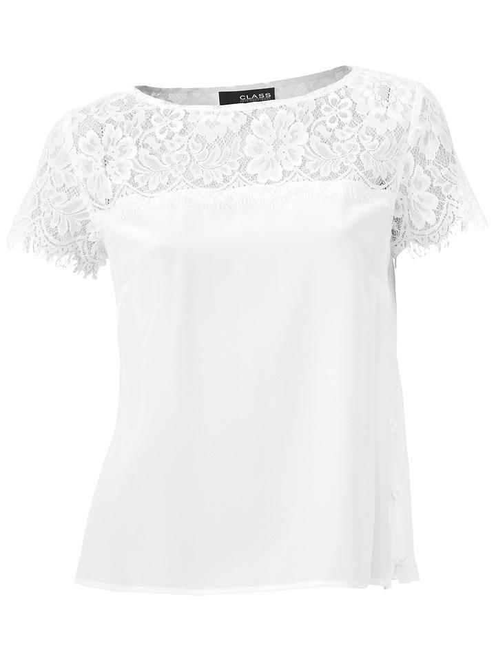 ASHLEY BROOKE by Heine Zijden blouse nu online bestellen