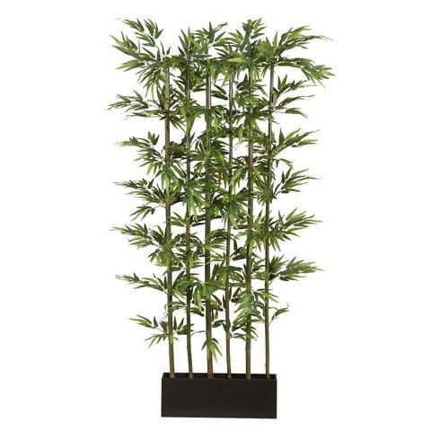 Kunstplant Bamboe met natuurlijke stengels