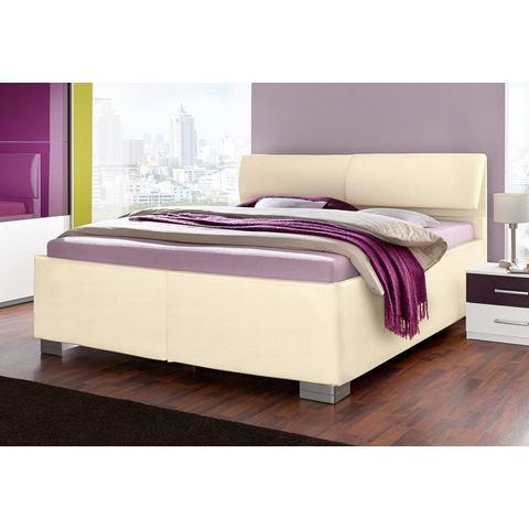 Bed met verschillende matrassoorten Made in Germany ligoppervlakte. 160x200 cm ligoppervlakte. 160x200 cm Breckle 328880