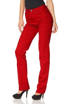 arizona stretchjeans annett rood