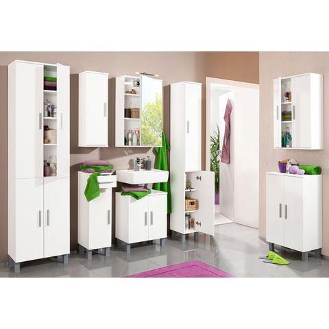 KESPER kast Linda witte badkamer wastafelonderkast 28