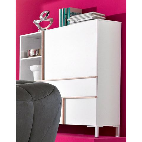 Dressoirs INOSIGN Highboard 100 cm breed 563442