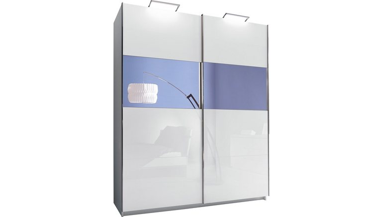 rauch zweefdeurkast met spiegel online shop otto. Black Bedroom Furniture Sets. Home Design Ideas