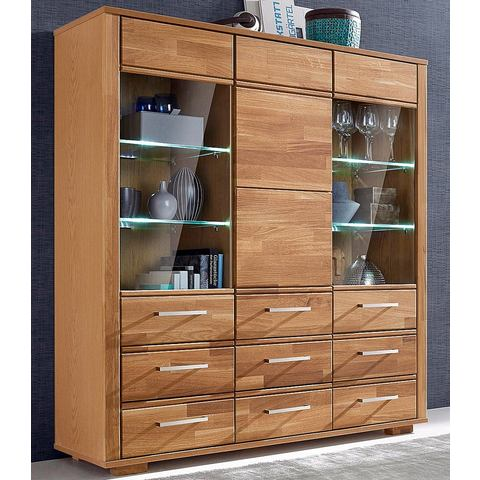 Dressoirs Highboard 130 cm breed 701548