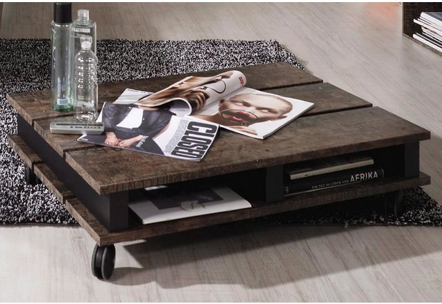 RAUCH Salontafel in loft-design
