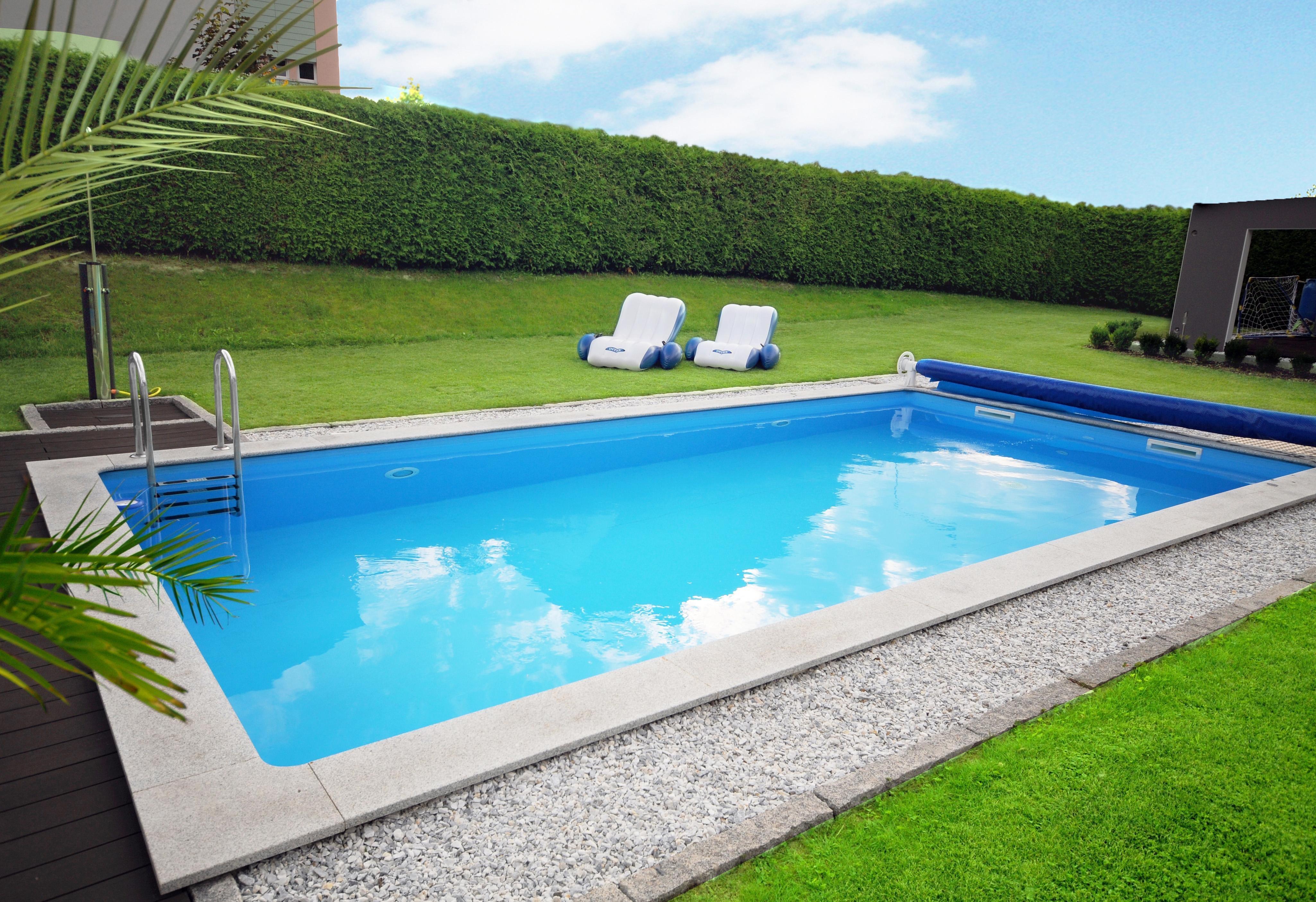 Pool Quadratisch kwad rechthoekig zwembad nu bestellen otto