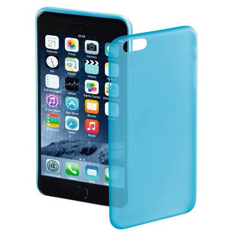 Hama Hama Cover Ultra Slim blauw iPhone 6 Plus 135138 (135138)