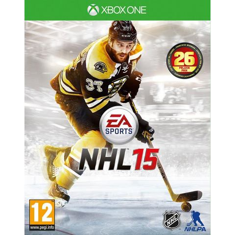 XBOX ONE Game NHL 15