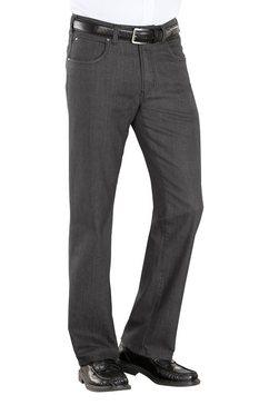 classic basics jeans in five-pocketsmodel grijs